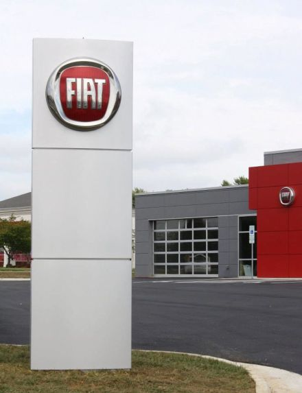 safford fiat of fredericksburg taste the rainbow