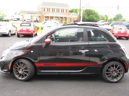 abarth at safford fiat of fredericksburg