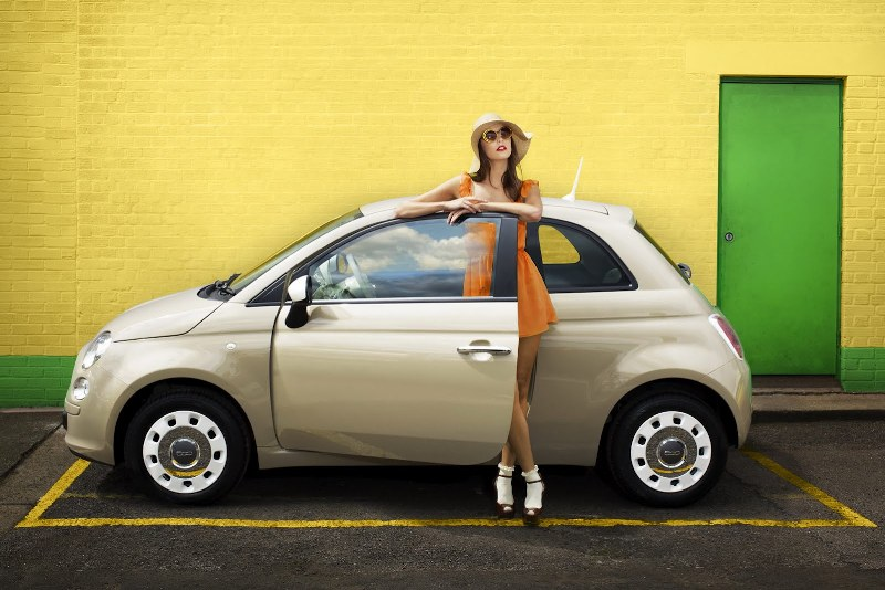 Fiat-500-Color-Therapy-Brown-Left-Side