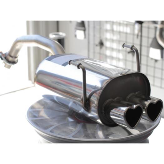 FIAT Valentine Exhaust System