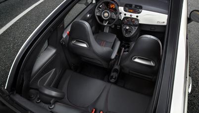 2013 Abarth Cabrio