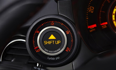 fiat 500 abarth sport mode